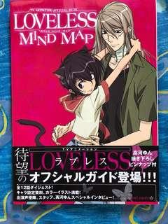 設定集 LOVELESS MIND MAP (日文版)