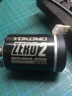 YOKOMO ZERO 2 Brushless Motor