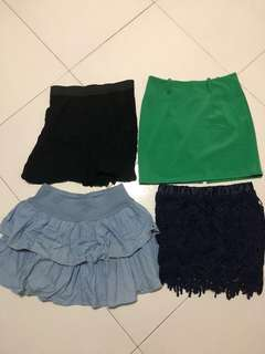 Clearance Sale Skirts
