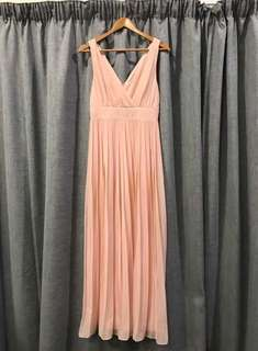 Blush Ball Dress! 💋