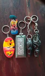 Souvenirs from Bali Indonesia