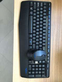 LOGITECH BLUETOOTH MOUSE AND KEYBOARD