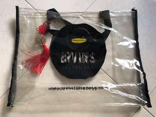 Irvin's Tote Bag