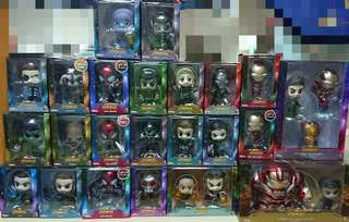 Hot Toys Cosbaby Infinity War Series (Whole Set)