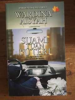 Suami Tuan Puteri, Wardina Aisyah