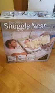 Snuggle Nest bb床 床中床