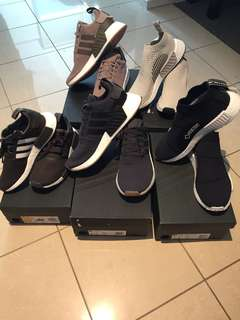 Nmds and UBs all DS