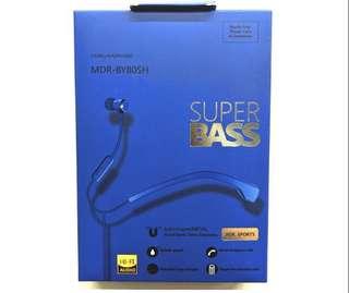 Super Bass MDR-BY80SH Sport Earphone