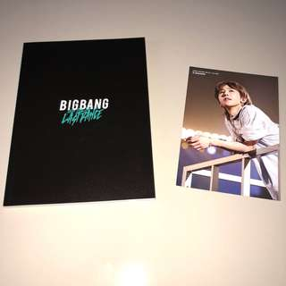BIGBANG JAPAN COMBO SET