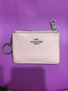 COACH AUTHENTIC KEY POUCH