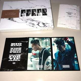 BIGBANG 2016 WELCOMING COLLECTION SET