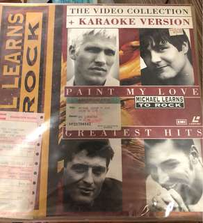 Michael Learns To Rock Greatest Hits LD