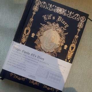 Elf's Diary (any year)