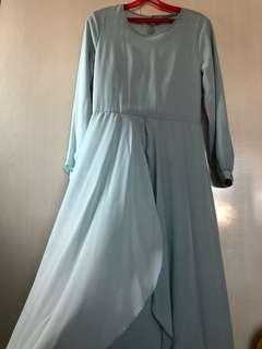 Poplook- Princess Cut Dress
