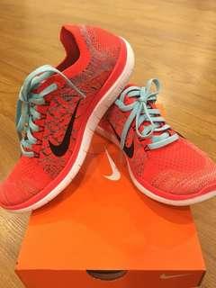 Nike Free 4.0 Flyknit US7 (Women's)