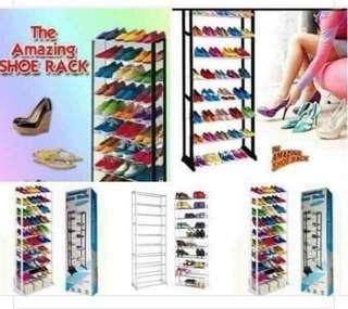 #015 Amazing Shoe rack