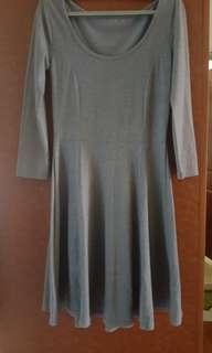BN Babydoll long sleeves Dress