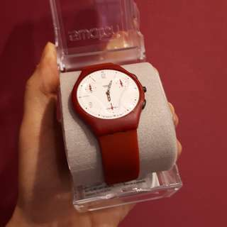 SWATCH @ 100% swiss