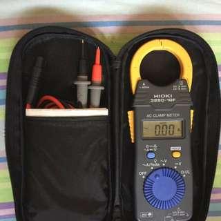 Hioki AC Clamp Meter