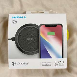 Momax wireless charger