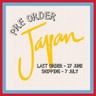 OPEN PO JAPAN