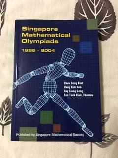 Singapore Mathematical Olympiads 1995-2004