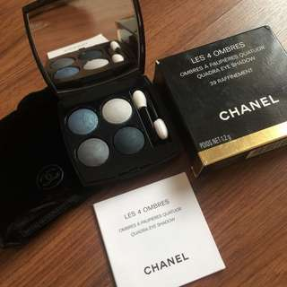 NEW CHANEL Les 4 Ombres Eyeshadow