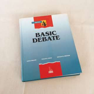 Basic Debate 4th edition