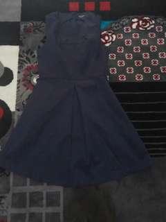 Zalora Blue Navy Dress