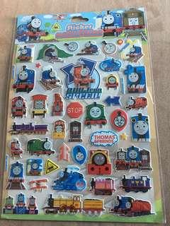 Thomas Train Stickers