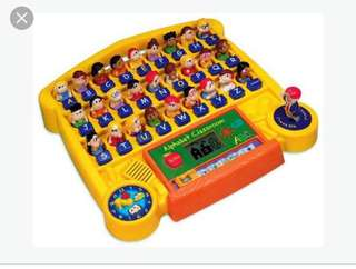 Vtech Alphabet classroom - Educational