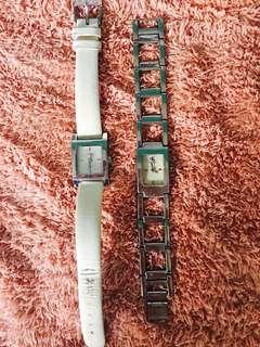Ck & skagen watch sold bundle