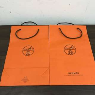 Hermes Paper Bag (L1R1B)
