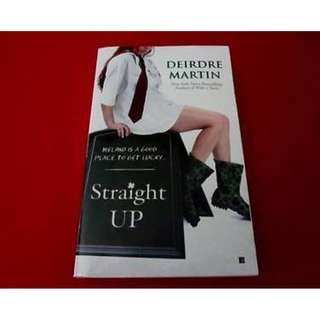 Straight Up by Deirdre Martin