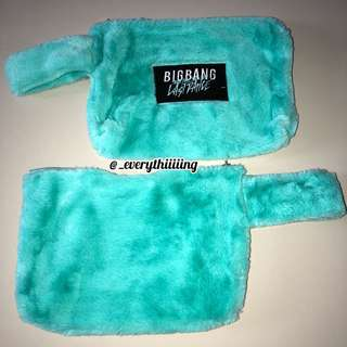 BIGBANG LAST DANCE JAPAN POUCH