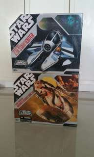 Star Wars Combo Sale -lot of 2 vehicles