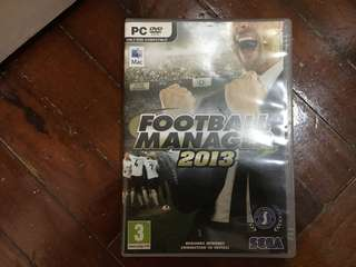 football manager 2013 PCgame