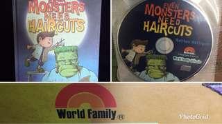 World Family 系列- Even Monster need Haircut