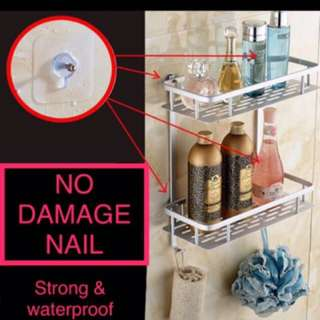 No Damage No Trace Nail