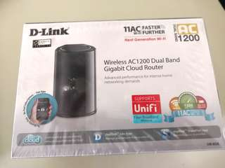 D-link Wireless Router AC1200