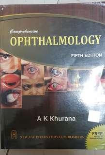 Opthalmology book