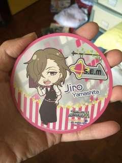 Jiro Yamashita Cafe Coaster