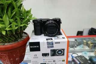 Sony A6000 . Promo cicilan 0%