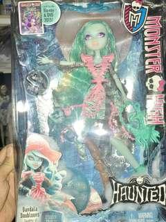 🚚 Monster High - Haunted Vandala Doubloons NRFB
