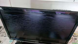 "Sharp Aquos 37"" LCD TV LC-37A63M"