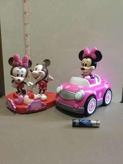 Mickey and Minnie Set