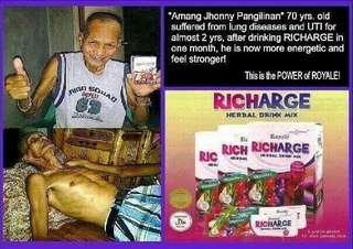 Richarge(miracle juice)