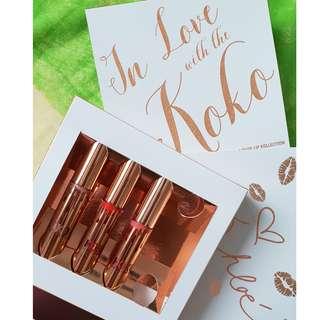 Kylie Matte Liquid Lipstick (Koko Collection) - BABY GIRL