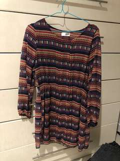Gaudi Tribal Dress