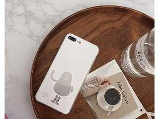卡通造型iphone case